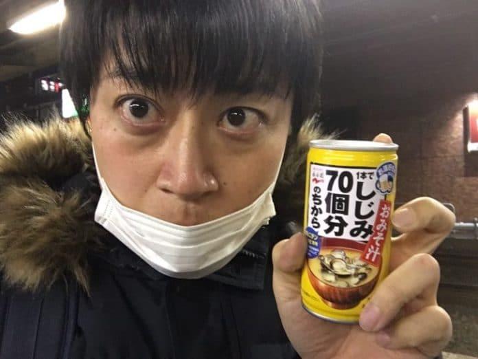 泥酔の味方?増えろ!自販機の缶みそ汁! | ジャパン味噌プレス
